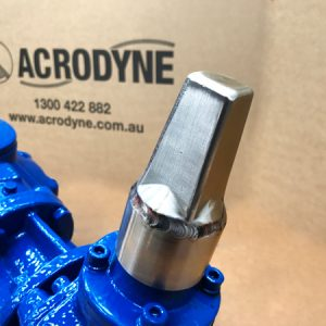 ACROGEAR bevel gearboxes