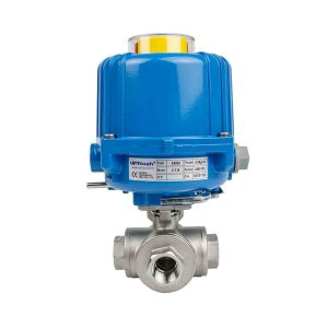 KL015-SA003 Electric Actuated Ball Valve Kit
