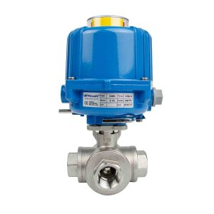 KL020-SA003 Electric Actuated Ball Valve Kit
