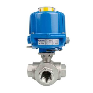 KL025-SA003 Electric Actuated Ball Valve Kit