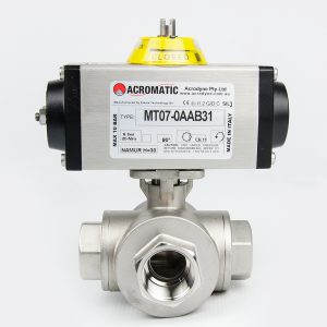 MT07-0AAB31-KL025 Pneumatic Actuated Ball Valve Kit