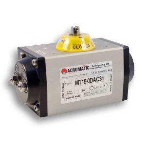 Acromatic Pneumatic Actuator MT15-0DAC31