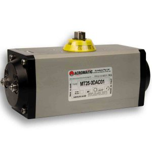 Acromatic Pneumatic Actuator MT25-0DAD31