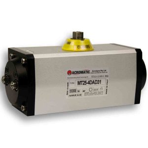 Acromatic Pneumatic Actuator MT25-4DAD31