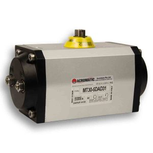 Acromatic Pneumatic Actuator MT30-5DAD31