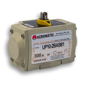 Acromatic Pneumatic Actuator UP10