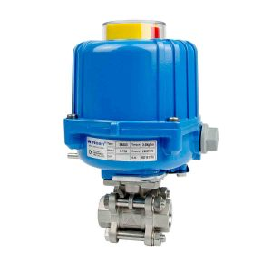 Electric Actuator and Valve V015-SA003