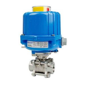 V020-SA003 Electric Actuated Ball Valve Kit