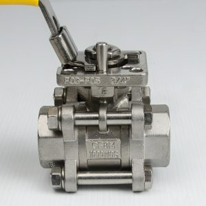 3 piece Ball Valve VB1580002037000010020