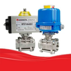 Actuated Valve Packages