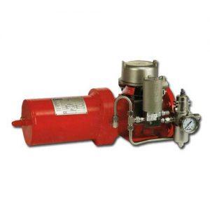 Camtorc Pneumatic Actuator